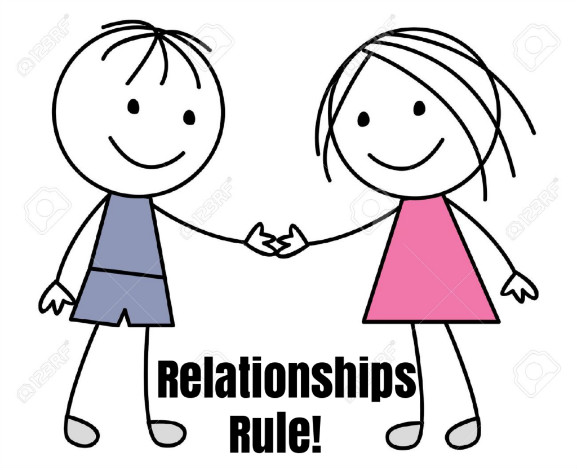 Relationships rule small